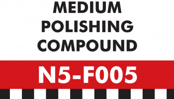 Medium polishing compound - Number Five