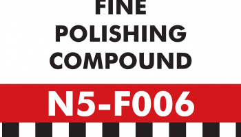 Fine polishing compound - Number Five