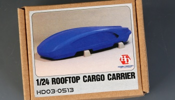 Rooftop Cargo Carrier - Hobby Design
