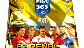 PANINI FIFA 365 2019/2020 - ADRENALYN - starter set