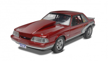Mustang LX 5,0 Drag Racer 1990 (1:25) Plastic Model Kit MONOGRAM 4195 - Revell