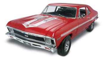 '69 CHEVY NOVA YENKO (1:25) Plastic Model Kit MONOGRAM 4423 - Revell