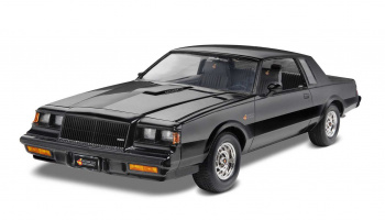 Plastic ModelKit MONOGRAM auto 4495 - Buick Grand National (1:24)
