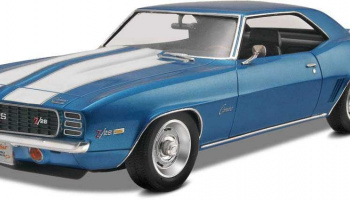 Camaro Z/28 '69 (1:25) Model Kit MONOGRAM 7457 - Revell