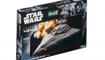 Plastic ModelKit SW 03609 - Imperial Star Destroyer (1:12300)