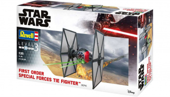 Special Forces TIE Fighter (1:35) Plastic ModelKit Star Wars 06745 - Revell