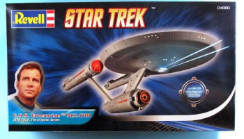 Star Trek 04880 - U.S.S. Enterprise NCC-1701
