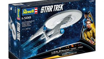Star Trek 04882 - U.S.S. Enterprise NCC-1701 INTO DARKNESS (1:500)