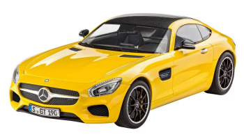 Mercedes AMG GT (1:24) Plastic Model Kit 07028 - Revell