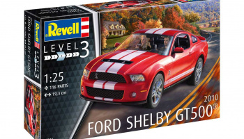 Ford Shelby GT500 2010 - Revell