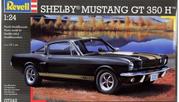 Shelby Mustang GT 350 H - Revell