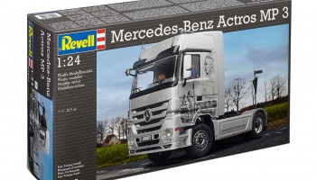 Mercedes-Benz Actros MP3 - Revell