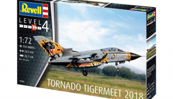 "Tornado ECR ""Tigermeet 2018"" (1:72) Plastic Model Kit 03880 - Revell"