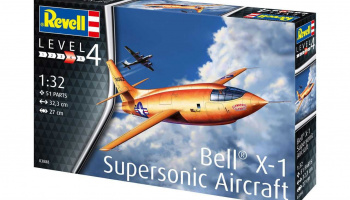 Bell X-1 Supersonic Aircraft (1:32)