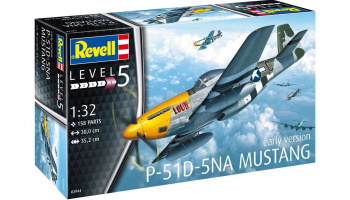P-51D-5NA Mustang (1:32) - Revell