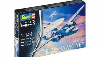 E-2C Hawkeye (1:144) Plastic Model Kit 03945 - Revell