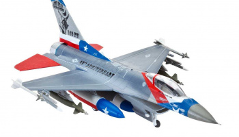 Plastic ModelKit letadlo 03992 - Lockheed Martin F-16C Fighting Falcon (1:144)
