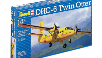 DH C-6 Twin Otter (1:72) – Revell