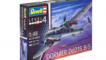 Dornier Do 215 B-5 Nightfighter (1:48) - Revell