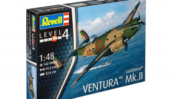 Ventura Mk. II (1:48) Plastic Model Kit 04946 - Revell