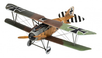 Albatros DIII (1:48) Plastic Model Kit 04973 - Revell