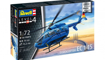 "Eurocopter EC 145""Builder's Choi (1:72) Plastic Model kit 03877 - Revell"