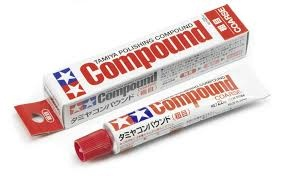 Polishing Compoud Coarse – Tamiya