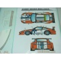 "Porsche 911 ""HYBRID"" 2010 For Fujimi - Hobby Design"