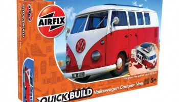 Quick Build auto J6017 - VW Camper Van