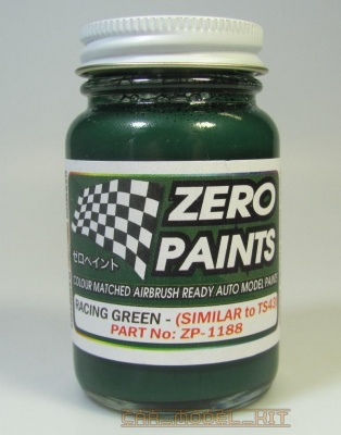Racing Green (Similar to TS43) 60ml - Zero Paints
