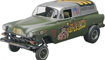 Chevy Gasser Panel Van 1953 - Revell