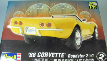 Chevrolet Corvette Roadster - Revell