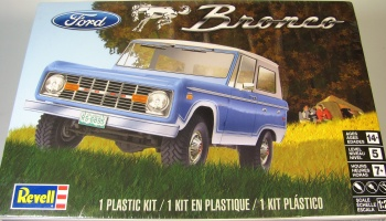 Ford Bronco - Revell