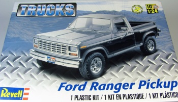 Ford Ranger Pick-up - Revell