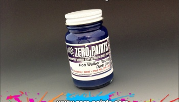 Rob Walker Racing Dark Blue - Zero Paints
