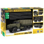 RUSSIAN ARMY TRUCK URAL4320 (1:35) Model Kit 3654 - Zvezda