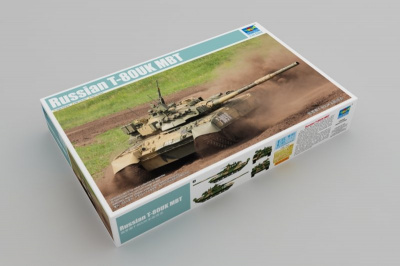 Russian T-80UK MBT 1/35 - Trumpeter