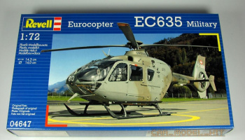 Eurocopter EC635 Military - Revell