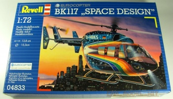"Eurocopter BK 117 ""Space Design"" - Revell"