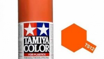 Spray TS12 Orange - Tamiya