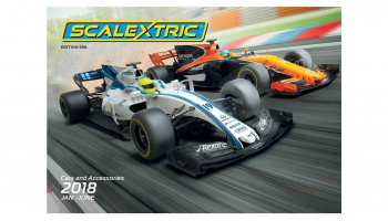 SCALEXTRIC katalog 2018 (Jan - Jun)