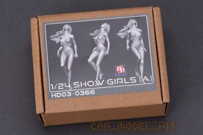 Show Girls (A) - Hobby Design