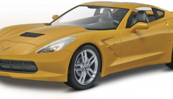 Snap Kit MONOGRAM auto 1982 - 2014 Corvette® Stingray™ (1:25)