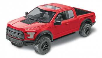 Snap Kit MONOGRAM 1985 - 2017 Ford F-150 Raptor (1:25) - Revell