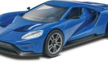Snap Kit MONOGRAM auto 1987 - 2017 Ford GT (1:24)