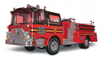 Snap Kit MONOGRAM truck 1225 - Max™ Mack Fire Pumper (1:32)