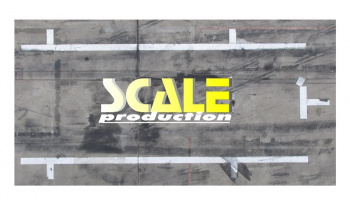 Self Adhesive Pit-Lane Stickers 2 - SCALE PRODUCTION