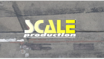 Self Adhesive Pit-Lane Stickers 3 - SCALE PRODUCTION