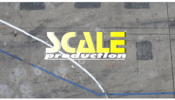 Self Adhesive Pit-Lane Stickers 4 - SCALE PRODUCTION