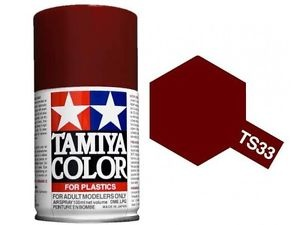 Spray TS33 Dull Red - Tamiya